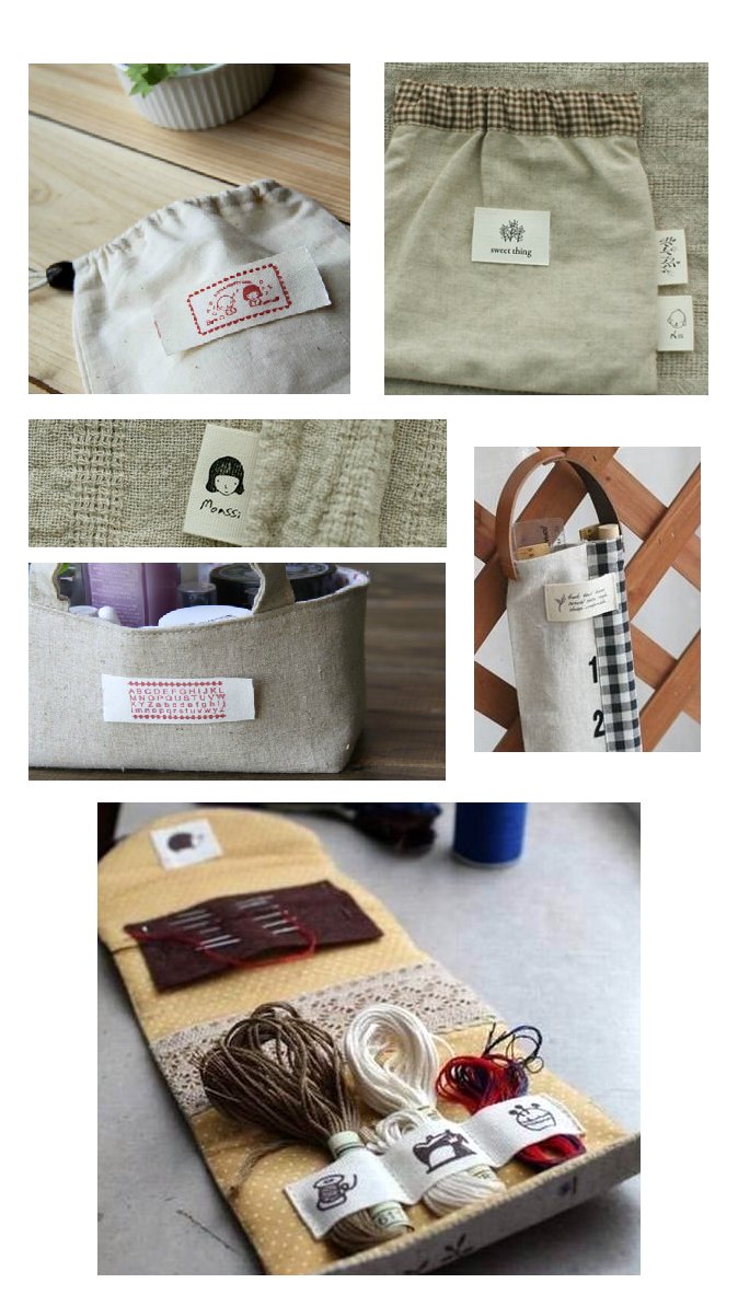 Ideas para usar la cinta de etiqueta