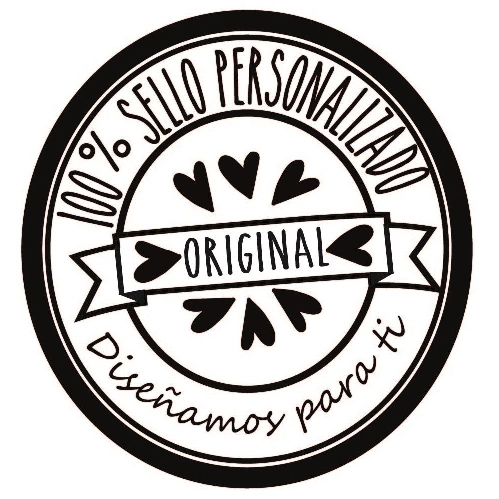 Sello 100 personalizado dise o exclusivo how nice project - Ex libris personalizados ...