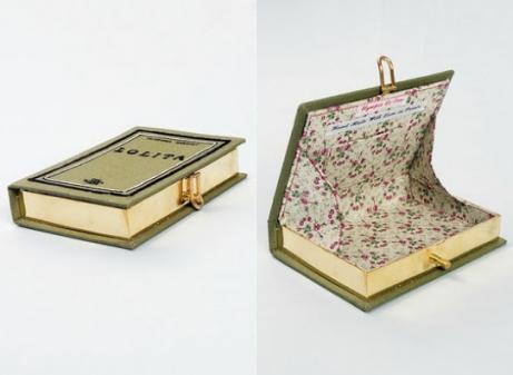 Lolita libro bolso de mano