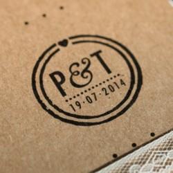 sellos personalizados boda