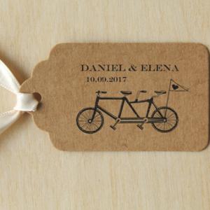 Sellos personalizados para boda