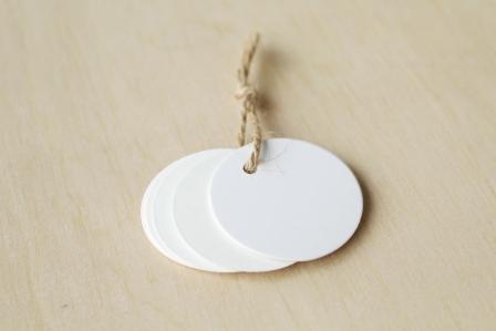 etiquetas blancas detalles regalos boda