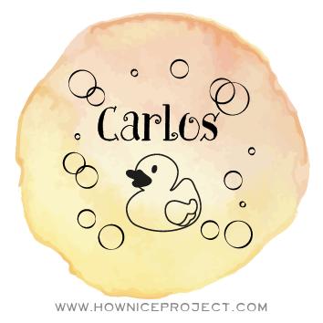sellos personalizados pato goma para niños