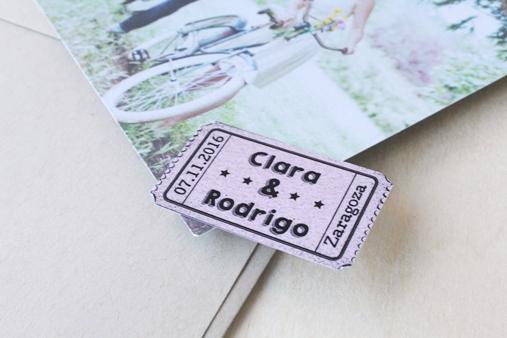 ideas para sellos personalizados boda
