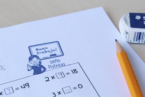 sello de profesores maestros motivar estudiantes