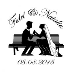 sellos personalizados para boda novios-01