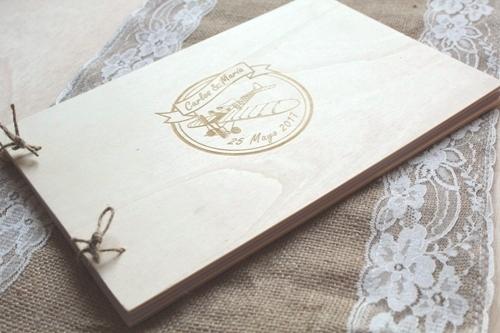libro de firma personalizado