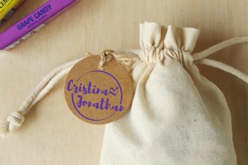 sello personalizado boda sin fecha