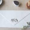 sello para boda arbol