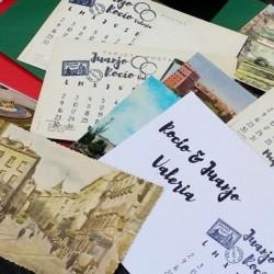 Como hacer tus propias invitaciones con sello