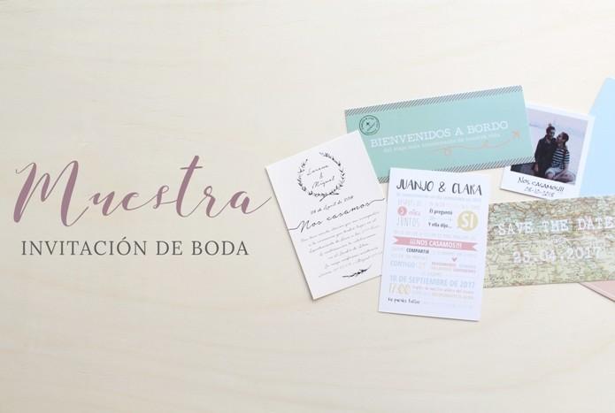 invitaciones de boda españa