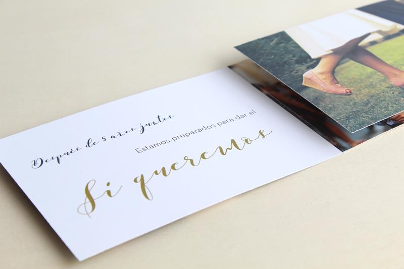 invitaciones de boda elegantes y sencillas