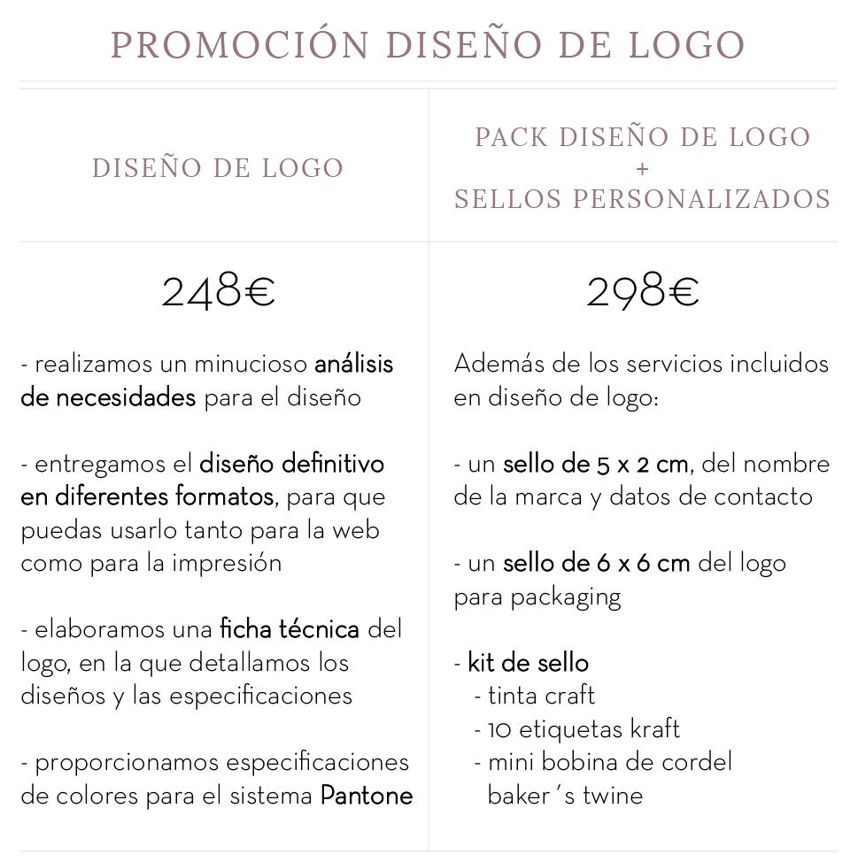 Servicio de diseño de logo para empresas y marcas
