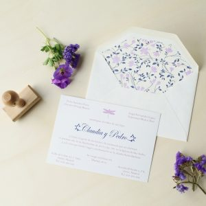 invitaciones de boda clasicas