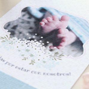 Recordatorios para bautizos