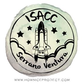 sellos personalizados para niños astronautas