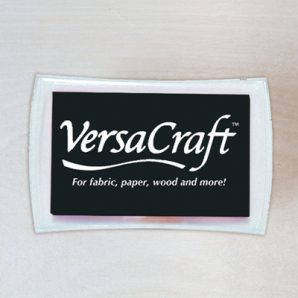 Tinta craft para textil color negro