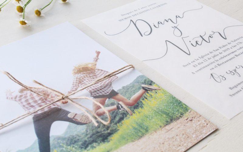 invitaciones de boda originales y divertidas